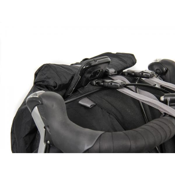 Rollpacker® 25 FRONT Bikepacking Bag - FULL KIT (patent pending)-2865