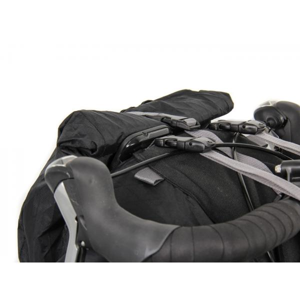Rollpacker® 25 FRONT Bikepacking Bag - FULL KIT (patent pending)-2866