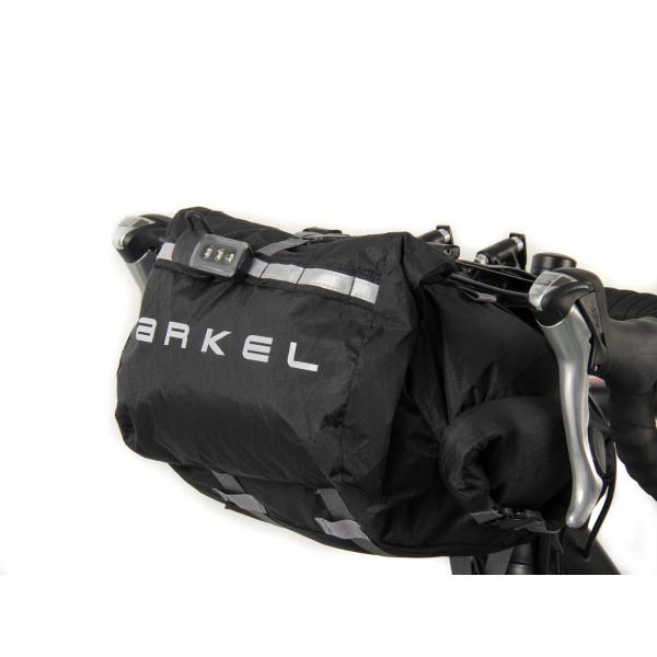 Rollpacker® 25 FRONT Bikepacking Bag - FULL KIT (patent pending)-2869