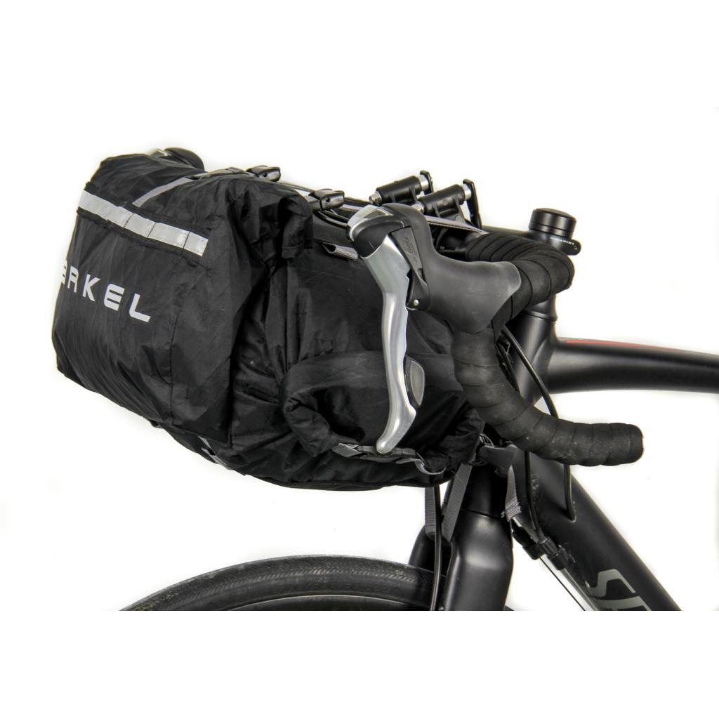 Rollpacker® 25 FRONT Bikepacking Bag - FULL KIT (patent pending)-2856