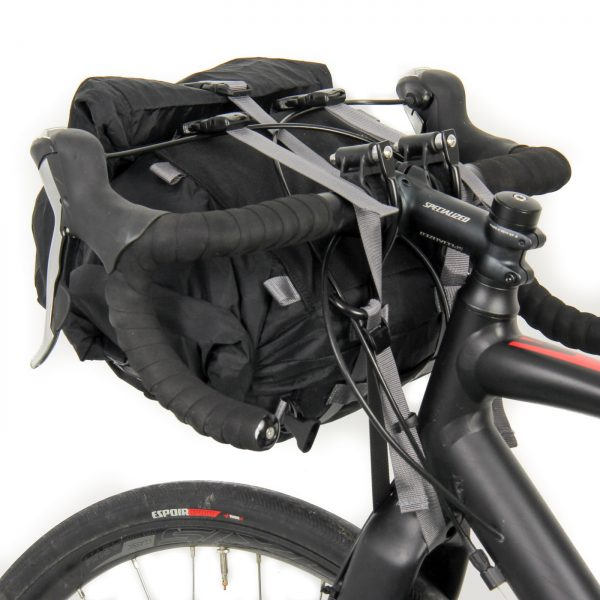 Rollpacker® 25 FRONT Bikepacking Bag - FULL KIT (patent pending)-2860