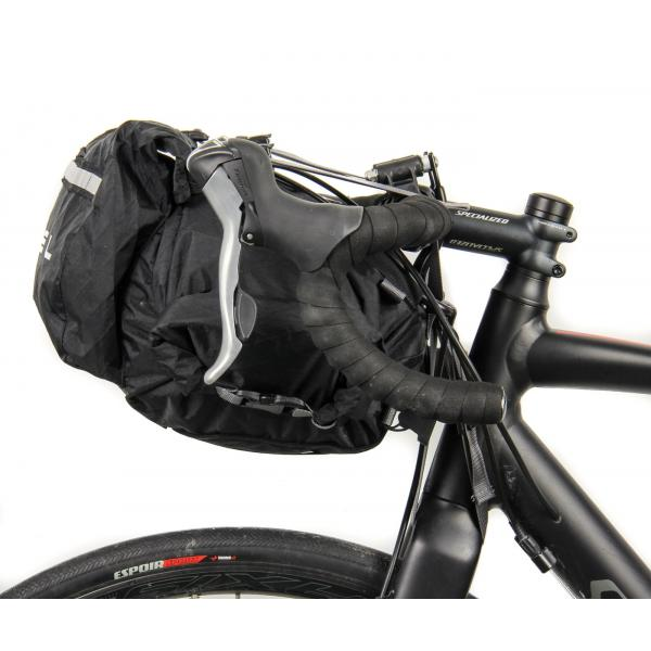 Rollpacker® 25 FRONT Bikepacking Bag - FULL KIT (patent pending)-2863