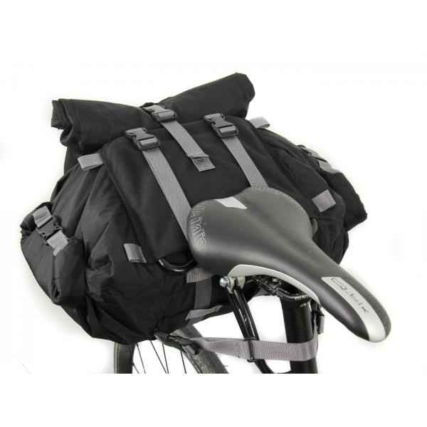 Rollpacker® 15 REAR Bikepacking Bag - FULL KIT (patent pending)-2850
