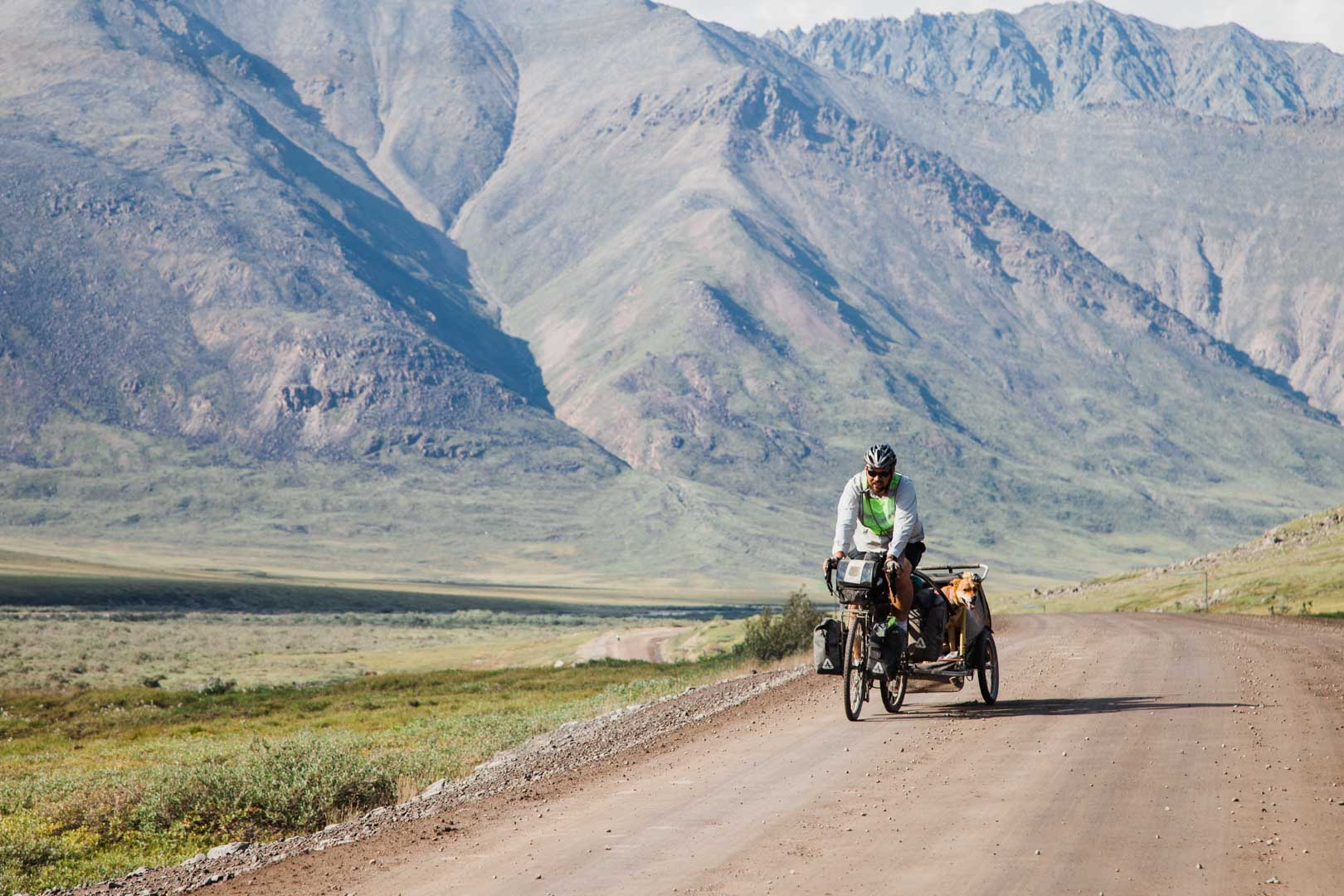 Avoiding Defeat on the Dalton Highway:  10 Things You Need to Know Before Cycling the Haul Road